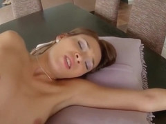 Gorgeous Alexis Brill is in love with creampie
