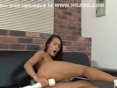 Stunning czech sex kitten lexi dona pleases and orgasms