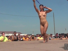 Conesville Tits Biker Rally Topless Bull Riding and Amateur Contest - NebraskaCoeds