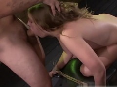 Bound Humiliation For Teen Hannah Heartly