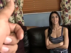 Babysitter has to fuck to get her full payment