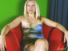 Zoey Tyler in Interview Movie - AuntJudys