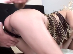 Incredible pornstar Jasmine Rouge in exotic creampie, threesome adult video