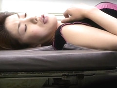 Four-Orgasm Gynecology Exam