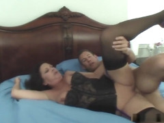 Margo Sullivan - Mom visits son's new apartment