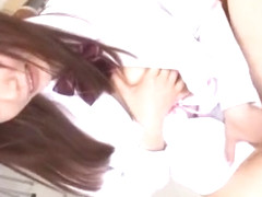 Crazy Japanese girl Hana Nonoka in Amazing Girlfriend, Solo Girl JAV movie