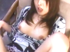 Crazy Japanese whore Sayaka Tsuji in Horny Couple JAV movie
