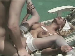 Hot Nurse Charlie Angel Gets Patient To Cum