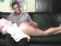 Hailey Spanked Before Church, Bonus