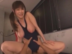Crazy Japanese slut Sayuki Kanno in Hottest Fingering, Cumshots JAV video