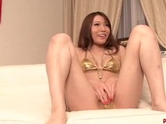 Aoi Yuuki full toy porn to cause her orgasm - More at Pissjp.com