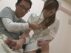 Fabulous Japanese chick Rui Saotome in Best Voyeur, Cumshots JAV clip