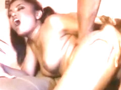 Babe In Brown Pigtails Loves To Get Her Pussy Fucked