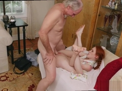 Old white men young slut and black old grand guys free sex and old man