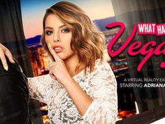 What Happens in Vegas featuring Adriana Chechik