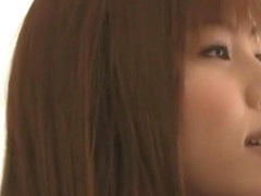 Fabulous Japanese whore Ren Hasumi in Hottest Hairy, Dildos/Toys JAV video