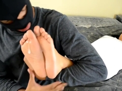FunhouseClips - Lucky Starr in Can't Escape the Tickles!