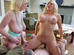 Dayna Vendetta & Siri & Jordan Ash in My Dad Shot Girlfriend