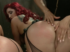 Hottest fisting, anal adult video with exotic pornstars Isis Love, Dayna Vendetta and Savannah Fox from Everythingbutt