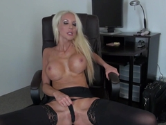 Horny pornstar Holly Price in Amazing Masturbation, Fake Tits xxx scene