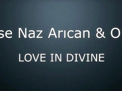 Turkish Shemale Buse Naz ARICAN & Oktay - Love in Divine