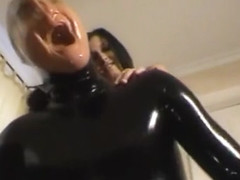 Breath Play Domina playing soft