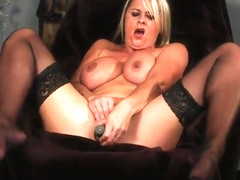 Blonde porn video featuring Susanne Brend and Blonde Angel