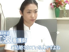 Fabulous Japanese girl Maria Ono in Exotic Medical, Nurse/Naasu JAV scene