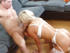 Cameron Dee is a blonde milf who loves fucking