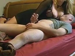 Czech amateur step mom hidden cam