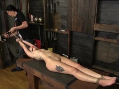 Naked Gia Paige - BDSM - The Sexy Sacrifice 3