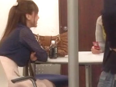 Fabulous Japanese whore Anna Anjyo, Anna Anjou in Horny Fingering, Public JAV video