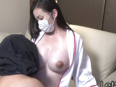 JAV FC2 - Nasty Breastfeeding Wife gets fucked