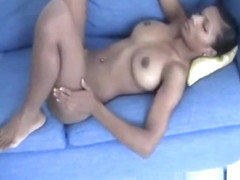 Big boobed spicy latina pussy plowed part5