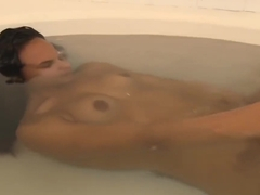 Mandy Underwater Masturbation
