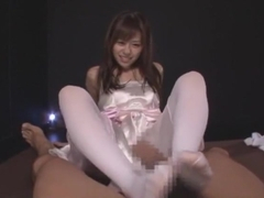 Incredible Japanese slut Rina Rukawa in Amazing Stockings, Dildos/Toys JAV clip