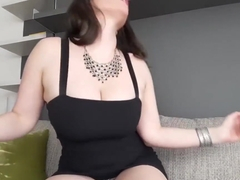 Big Tit Tease and Denial - Alexandra Snow