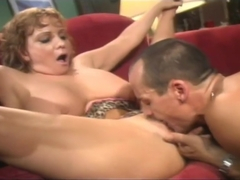 Gorgeous MILF Rebecca Bardoux Gets Fondled And Fucked Hard