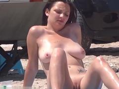 Kolumbijski lezbijski porno