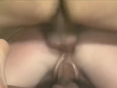 Buffy Davis DP and Cumshot Compilation