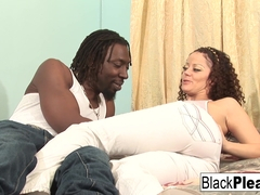 Laela Pryce in Super Hot Mary Jane Likes It Dark - BlackPlease