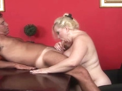 BBW Bunny Using Her Big Tits on a Cock - BBWHunter