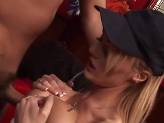 Antonia Deona Gets Plowed In Hardcore Fashion
