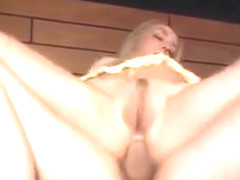 Babe Likes To Ride The Dick And Taste That Cum