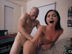 Zac Wild & Zoe Bloom in Pussy in a Power Outage - BabesNetwork