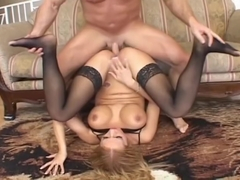 Sextreme, Girl swallows a big cum cocktail