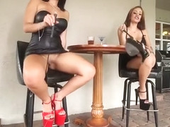 POV Cuckold Humiliation by Kylie Rogue and Jamie Valentine