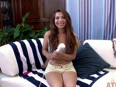 Fabulous pornstar Ariana Grand in Hottest Masturbation, College adult scene