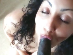 Horny porn clip Deep Throat try to watch for pretty one