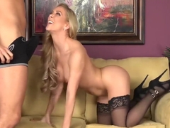 Cherie DeVille Loves Having a Fun Time and Always Fucks Hard Live